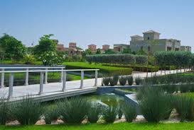 themed gardens al barari