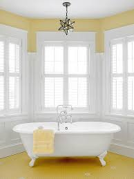 yellow and grey bathroom decorating ideas yellow bathroom decorating design ideas better homes gardens
