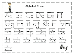 printable alphabet tracing sheets for preschoolers free printable alphabet worksheets kindergarten worksheets for all