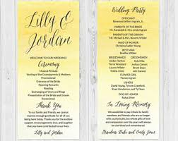 online wedding programs wedding program thank you messages wedding programs online