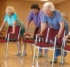 Armchair Aerobics Exercises Using Chair Exercises For Seniors To Get Into Peak Shape