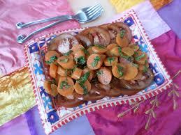 carvi cuisine carottes marinées au carvi et à la menthe la cuisine de quat sous