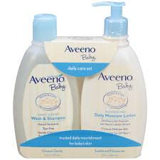 aveeno baby essential daily care for baby u0026 mommy gift set