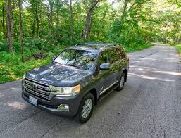 2017 toyota land cruiser review a big boy for big budgets 95 octane