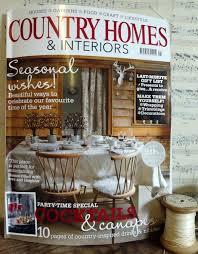 home and interiors magazine country homes and interiors magazine photogiraffe me