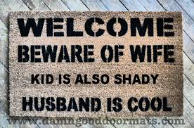 100 funny welcome mats the original if you u0027re amazon a