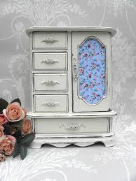 Jewelry Armoire Vintage 1359 Best Jewelry Armoire Box Chest Images On Pinterest Jewelry
