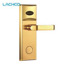 serrure chambre lachco carte électronique serrure de porte rfid carte électrique