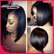 one inch hair styles large stock 10 inch short lace wigs human hair bob wigs brazilian
