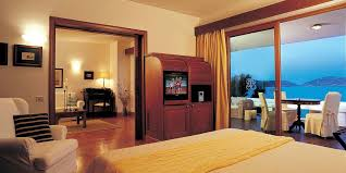 two bedrooms premium water club elounda crete greece island suites luxury