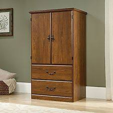 Dark Cherry Armoire Cherry Armoires And Wardrobes Ebay