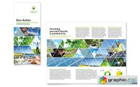 tri fold brochure template free download green energy consultant tri fold brochure template free download