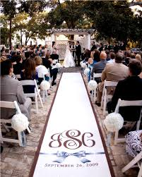 wedding runners runner the when where and wow of wedding aisle runners