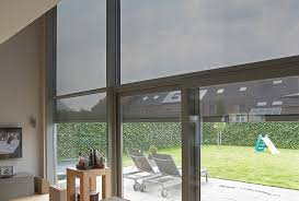 Drop Down Blinds External Roller Blinds Fixscreen Renson Sun Protection