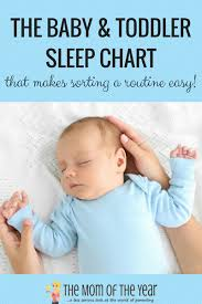 best bedtimes for babies and toddlers the of the year