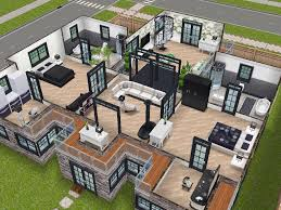 house 75 remodelled player designed house level 2 sims