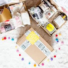 gifts to send in the mail 83 best care packages the confetti post images on