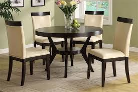 Small Round Dining Room Table 5 Pc Set Dining Room Downtown L