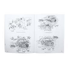jim osborn mp0347 mustang exploded view illustration manual 1966