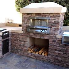 decor u0026 tips patio and garden ideas with outdoor pizza oven from