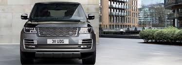 land rover defender 2018 meet the luxurious 2018 range rover svautobiography