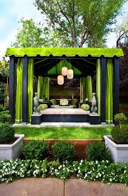 Lime Green Patio Furniture by Modern Cabanas Design Patio Traditional With Lime Green Outdoor