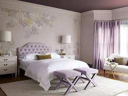 Girls Bedroom Oak Furniture Dark Varnishes Oak Wood Nightstand Black Ceramics Floo