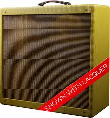4x10 Guitar Cabinet Narrow Panel Tweed Bassman Style Guitar Amplifier Combo Speaker