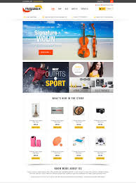 ecommerce website design u0026 development portfolio