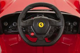 ferrari electric car ferrari f12 berlinetta 6v electric children u0027s battery powered