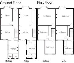 outdoor kitchen floor plans kitchen kitchen floorplans cool open floor plan farmhouse