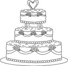 download coloring page cake ziho coloring