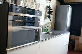 cuisine micro ondes meuble cuisine micro onde meuble cuisine pour four et micro onde