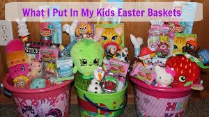 ideas for easter baskets easter basket ideas 2016