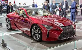 2017 lexus coupes lexus lc500 luxury coupe photos and info u2013 news u2013 car and driver