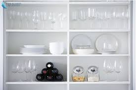 what type of glass is used for cabinet doors different types of glass for your kitchen cabinets slummy