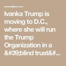 Setting Up A Blind Trust Trump U0027s Conflicts Of Interest Wall Darcy Cartoon Blind Trust