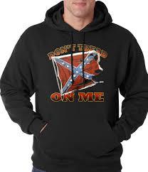 Don T Tread On Me Flag History Confederate Flag Items Hoodies U0026 Sweatshirts