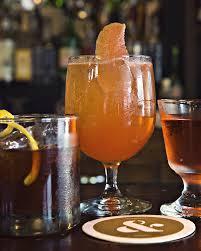 Wildfire Chicago Drink Menu by Longman U0026 Eagle
