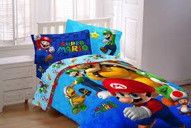 Mario Bedding Set Nintendo Mario Comforter Home Bed Bath Bedding