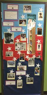 day door decorations 80 best veterans day images on veterans day classroom
