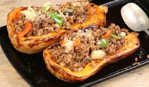 butternut squash recipe for thanksgiving the only thing better than butternut squash is sausage stuffed