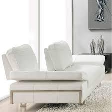 Modern Sofa White Png Gia White Modern Sofa Set