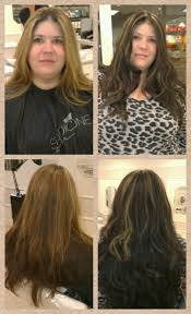 haircut blowout color u0026 highlight by karolina studio one style bar