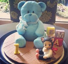 teddy bear alphabet blocks designer theme birthday wedding