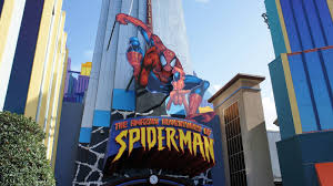 Map Of Islands Of Adventure Orlando by The Amazing Adventures Of Spider Man At Universal U0027s Islands Of