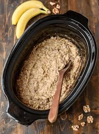 banana bread overnight steel oats