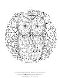 two coloring pages adults printable coloring pages