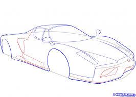 how to draw 3d cars step by step how to draw a car lamborghini