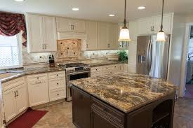 Madison Cabinets Homecrest Cabinetry For A Beach Style Kitchen With A Homecrest
